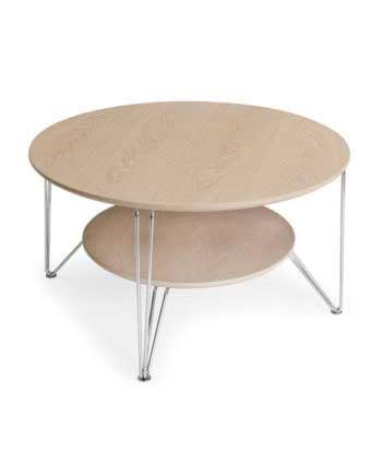 Circle sofabord 100 cm