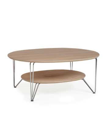 Circle sofabord 120 cm