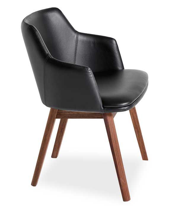 Ypperlig Skovby SM 65 Spisestol- Dansk design og høy kvalitet. HH-68