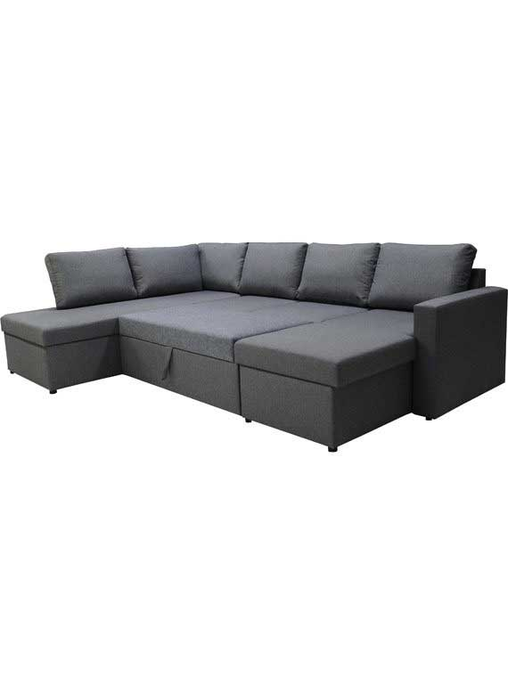 Calypso u-sofa utslått