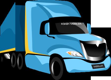 Truck- Mobler