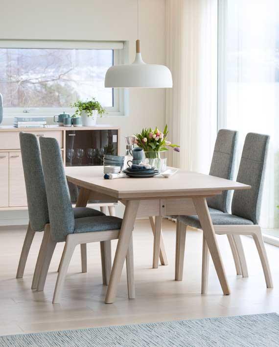 Stressless Dining Toscana T100 Spisebord • Møblér