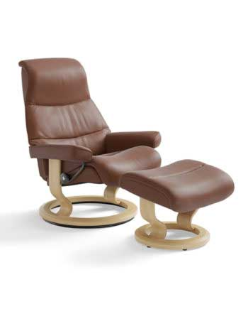 Stressless View Classic Beige