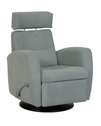 Daniel Recliner L.Grey Semi